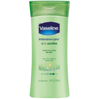 Vaseline Intensive Care Non-Greasy Lotion, Aloe Soothe 10 oz [305213091006]