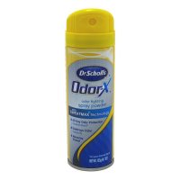 Dr. Scholl's Odor-X Odor Fighting Spray Powder 4.70 oz [011017762904]
