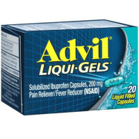 Advil 200 mg Liqui-Gels 20 ea [305730169202]