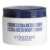 L'Occitane Shea Butter Ultra Rich Body Cream 6.7 oz [3253581479995]