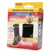 Mueller Sport Care 4-Way Stretch Ankle Support Large/X-Large [6528] 1 Each [074676652801]