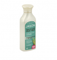 Jason Aloe Vera 84% Hair Smoothing Shampoo 16 oz [078522000259]