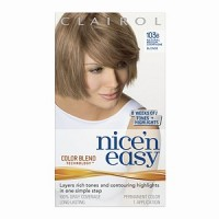 Nice 'n Easy with Color Blend Technology Permanent Color, Natural Medium Champagne Blonde 103B 1 kit [381519000164]