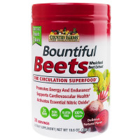 Country Farms  Bountiful Beets Circulation Superfood 10.6 oz [035046098308]