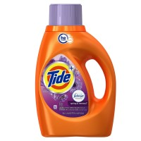 Tide Liquid Laundry Detergent, Spring & Renewal 46 oz [037000875604]