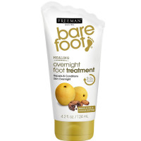 Freeman Bare Foot Overnight Foot Treatment 4.2 oz [072151184014]
