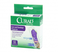 Curad Cast and Bandage Protector, Waterproof, Kid's Arm, 2 ea [080196313313]