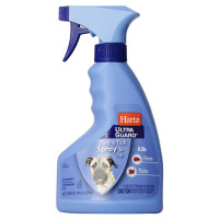 Hartz Mountain Corp. Ultraguard: Flea & Tick Spray For Dogs 16 oz [032700106232]