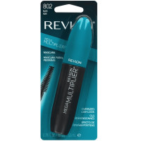 Revlon Mega Multiplier Mascara [#802] Black 0.28 oz [309979824021]