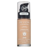 Revlon ColorStay for Normal/Dry Skin Makeup, Natural Beige [220] 1 oz [309975415056]