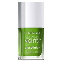 CoverGirl Glowing Nights Glosstinis, Glow All Nite [720] 0.11 oz [046200000174]