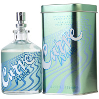 Curve Wave by  Liz Claiborne Cologne Spray for Men 4.2 oz [098691030482]