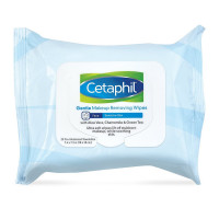 Cetaphil Gentle Makeup Removing Wipes 25 ea [302993889250]