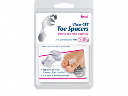 PediFix Visco-Gel Toe Spacers, Small 2 ea [092437276509]