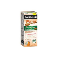 Robitussin Honey Maximum Cough & Chest Congestion DM, 4 oz [300318756126]