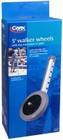 Carex Walker Wheels 5 Inch A839-00 2 Each [086876154214]