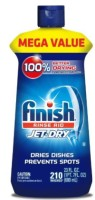 Finish Jet-Dry Rinse Aid, Dishwasher Rinse Agent & Drying Agent 23 oz [051700888764]