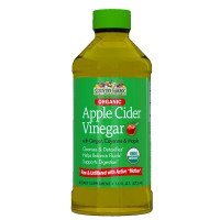 Country Farms  Apple Cider Vinegar, Organic With Ginger, Cayenne & Maple 16 oz [035046098513]