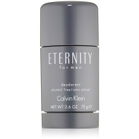 Calvin Klein Eternity for Men Deodorant 2.6 oz [088300605705]