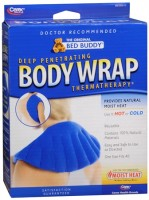 Bed Buddy Deep Penetrating Body Wrap 1 Each [632615020007]