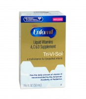 Enfamil Tri-Vi-Sol Vitamins A, C & D Supplement Drops 50 mL [300870403032]