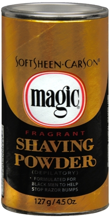 Magic Fragrant Shaving Powder 4.50 oz [072790000119]