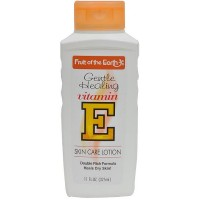 Fruit of the Earth Vitamin-E Skin Care Lotion 11 oz [071661976119]