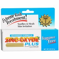 First Aid Research Zinc-Oxyde Plus Skin Protectant 2 oz