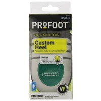ProFoot Custom Heel Cushions, Men's 8-13 1 Pair [080376020178]