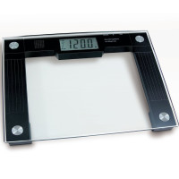 Digital Scale Digital 550 lbs Extra Wide 1 ea [017874004355]