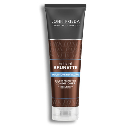 John Frieda Brilliant Brunette Multi-Tone Revealing Moisturizing Conditioner 8.45 oz [717226013102]