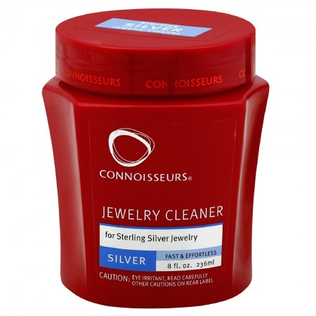 Connoisseurs Silver Jewelry Cleaner 8 oz [078682001165]