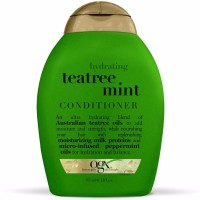 OGX Hydrating Conditioner, Tea Tree Mint 13 oz [022796910158]
