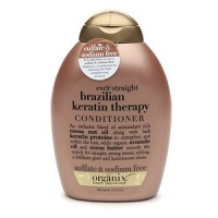 Organix Ever Straight Conditioner Brazilian Keratin Therapy 13 oz [022796916020]
