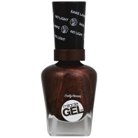 Sally Hansen Miracle Gel Nail Polish, Spice Age 0.50 oz [074170423341]