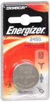 Energizer Watch Battery 3 Volt ECR2450BP 1 Each [039800085139]