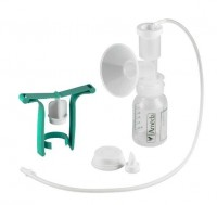 Ameda One Hand Breast Pump Kit - Single Action 1 ea [032884162413]