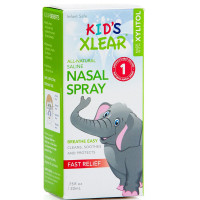 XLEAR Kid's Nasal Spray With Xylitol Xlear 0.75 oz [700596000032]