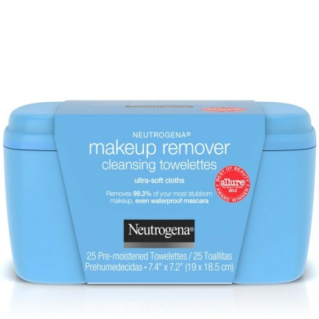 Neutrogena Make-Up Remover Cleansing Towelettes 25 Each [070501051009]