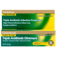 Good Sense Triple Antibiotic Ointment, Original Strength 1 oz [301130067643]