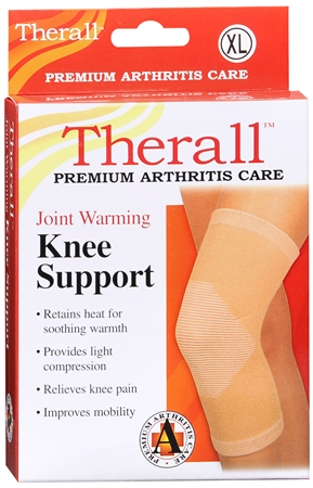 Therall Joint Warming Knee Support X-Large 1 Each [719869559535]