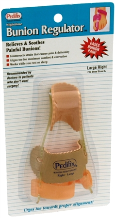 PediFix Bunion Regulator Large Right 1 Each [092437603558]