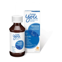 Type You Diabetic Care Cold & Cough Max Strength, 4 oz [760569452442]
