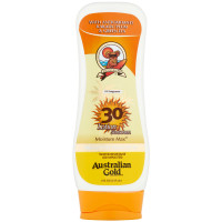 Australian Gold Water Resistant Sunscreen Lotion SPF 30 8 oz [054402250938]