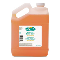 MICRELL Antibacterial Lotion Soap with Moisturizers 1 Gallon Jug 1 ea [073852097559]