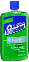 Solarcaine Cool Aloe Burn Relief Gel 8 oz [041100081384]