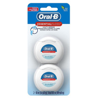 Oral-B EssentialFloss Cavity Defense Dental Floss 2 ea [300410104214]