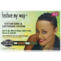 Africa's Best Texture My Way No-Lye Organic Conditioning Texturizing System 1 ea [034285232016]