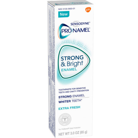 Sensodyne Pronamel Strong & Bright Toothpaste, Extra Fresh 3 oz [310158830719]