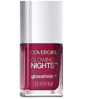 CoverGirl Glowing Nights Glosstinis Nail Gloss, Glow Stick 0.11 oz [046200000150]